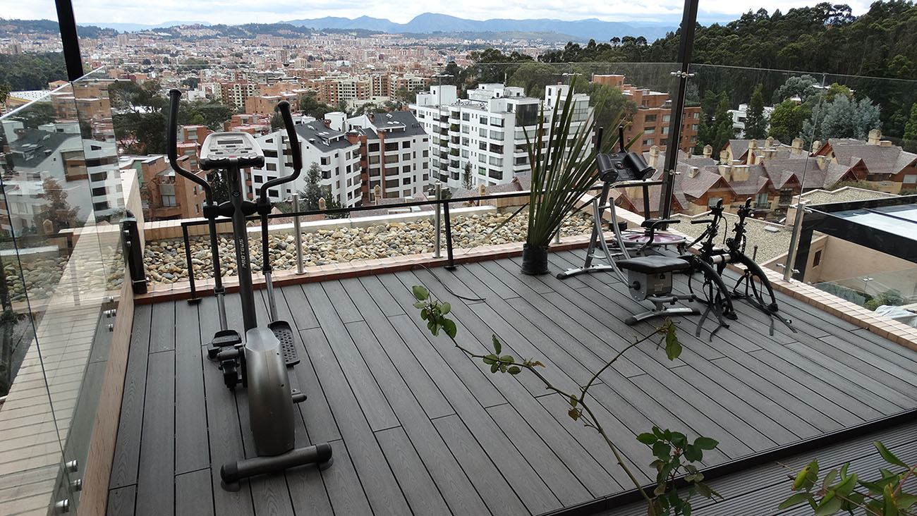 Piso Deck WPC