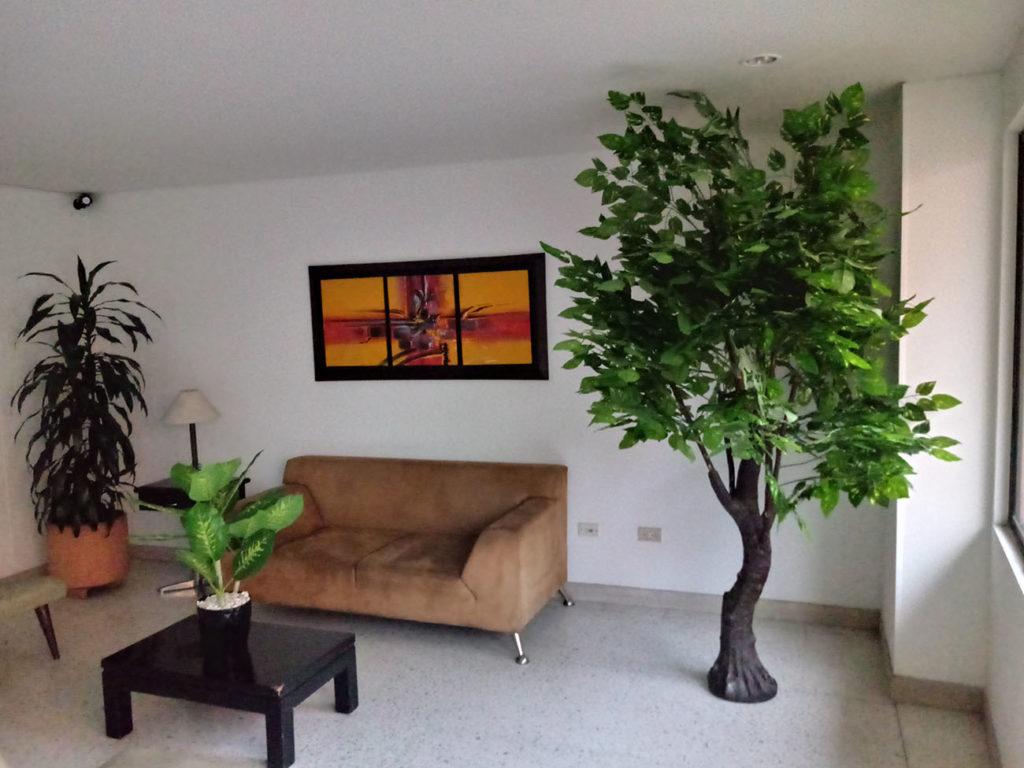 Árboles artificiales en Colombia